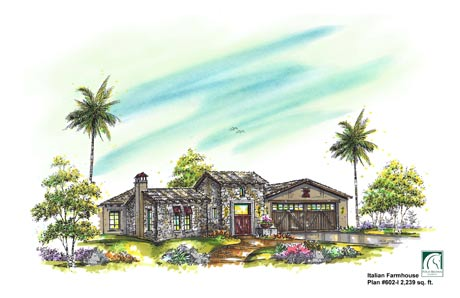 Polo brown company specializes in resort properties for Italian farmhouse plans